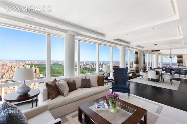 Residences at the Mandarin Oriental, 80 Columbus Circle