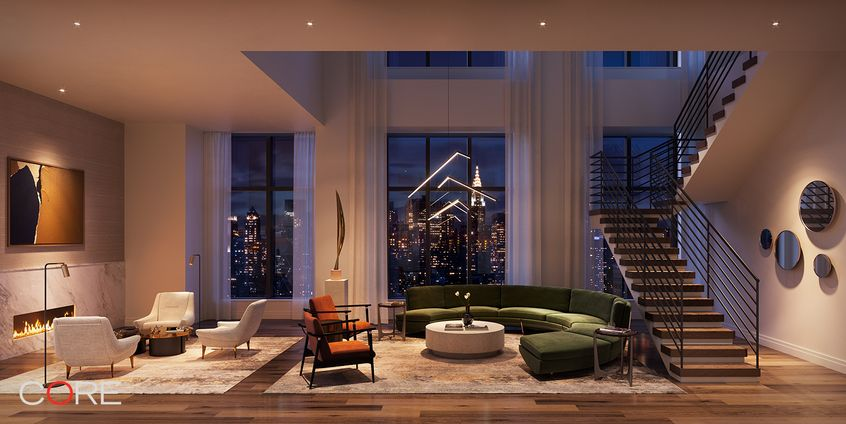 Rose Hill, 30 East 29th Street
