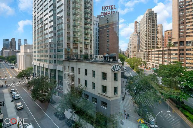 The Allegro, 62 West 62nd Street
