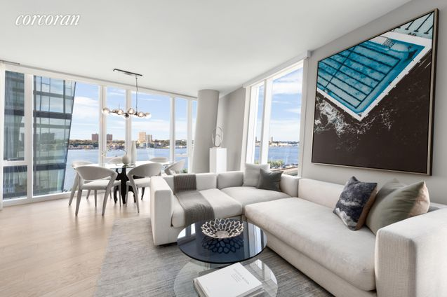 Waterline Square Luxury Rentals, 645 West 59th Street
