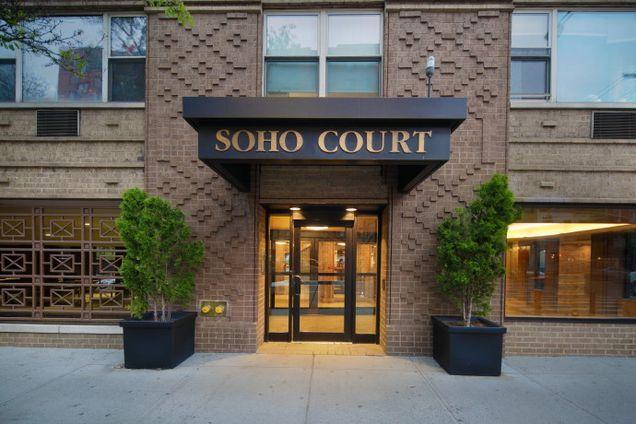 Soho Court, 301 Elizabeth Street