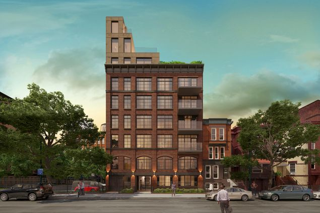 The Parkmor, 310 West 113th Street