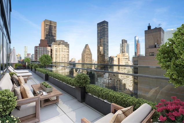 The Residences at the Even Hotel, 219 East 44th Street