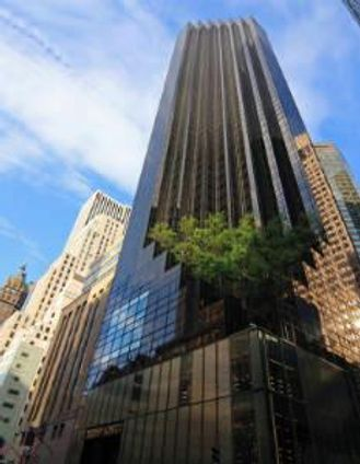 Trump Tower, 721 Fifth Avenue