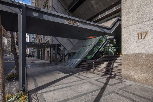 The Galleria, 117 East 57th Street