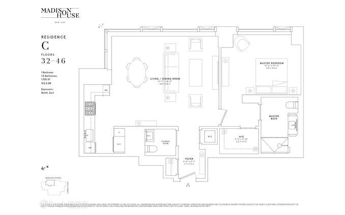Madison House, 15 East 30th Street