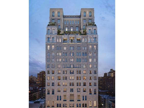 Beckford Tower, 301 East 80th Street