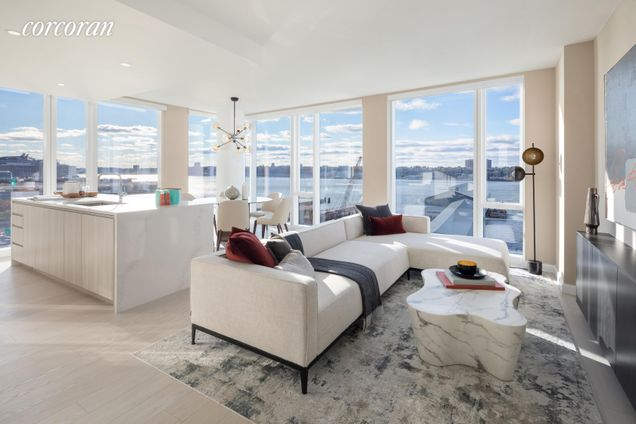 Waterline Square Luxury Rentals, 675 West 59th Street