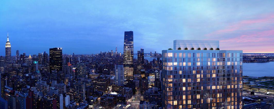 Manhattan View at MiMa, 460 West 42nd Street