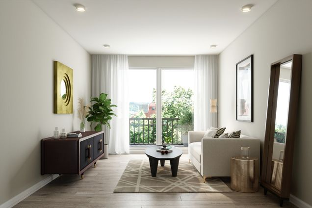 The Luxe, 1673 Ocean Avenue