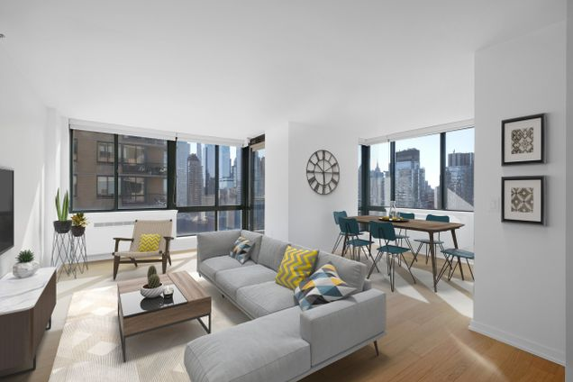 West End Towers, 75 West End Avenue
