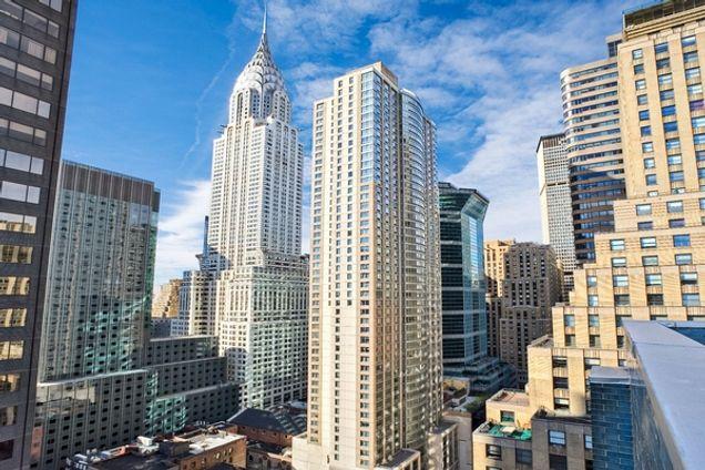 The Metropolis, 150 East 44th Street