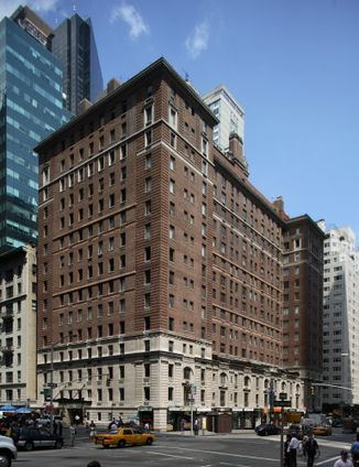 Claridge's, 101 West 55th Street