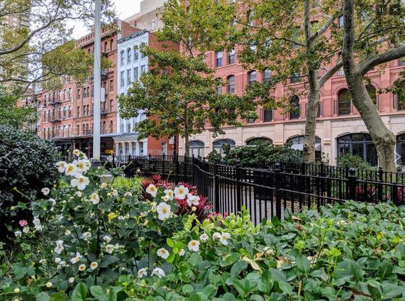Duane Park Lofts, 166 Duane Street