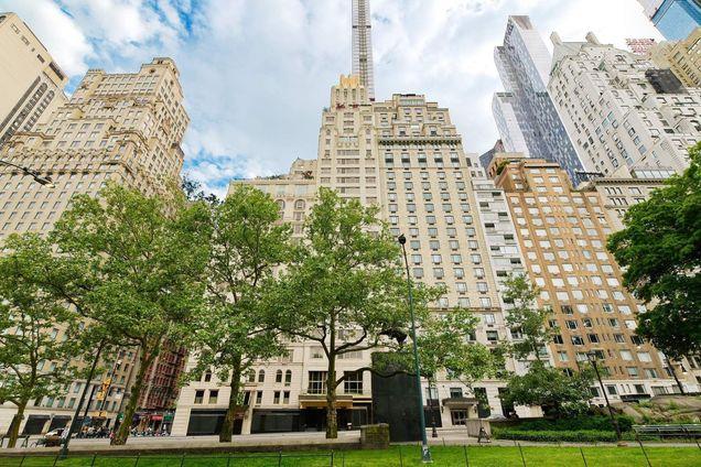 Trump Parc, 106 Central Park South