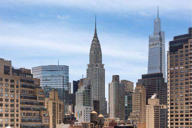 Trump World Tower, 845 United Nations Plaza