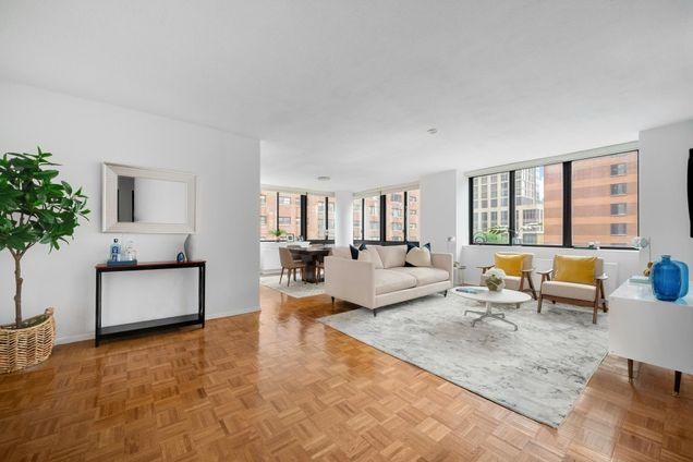 Astor Terrace, 245 East 93rd Street