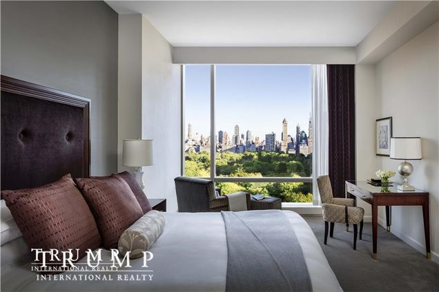 Trump International, 1 Central Park West