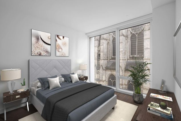 Enclave At The Cathedral, 400 West 113th street